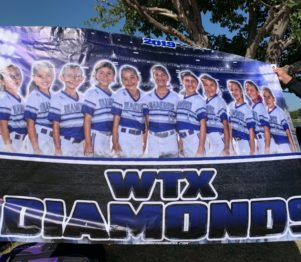 We create banners for teams, programs, and tournaments!